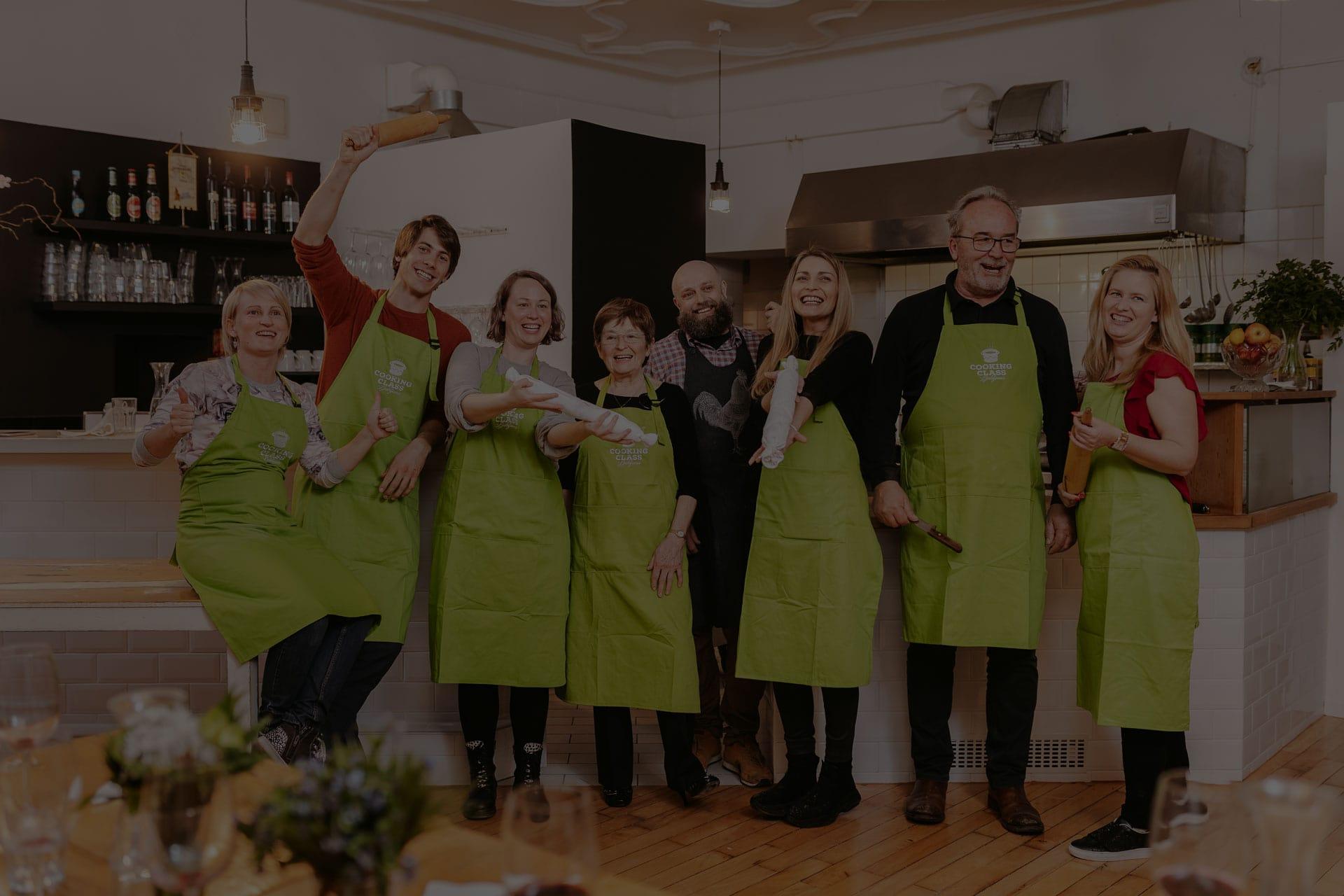 Cooking Class Ljubljana