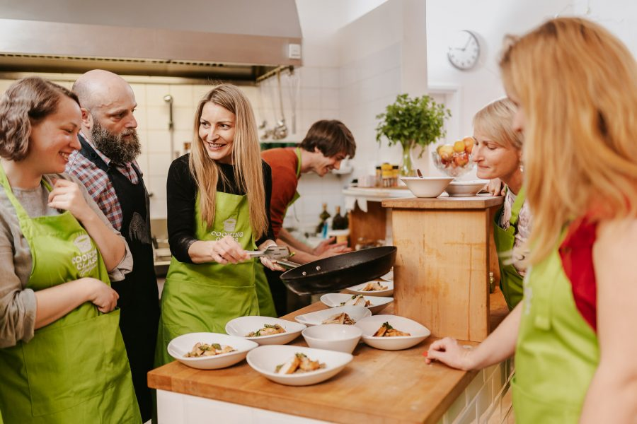 All about Cooking Class in Ljubljana